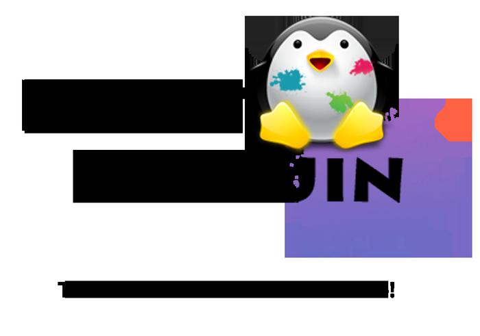 Branding Print Penguin